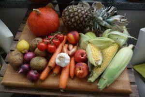 Warzywa i owoce wspomagają zdrowie serca