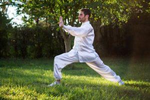 Chińskie taoistyczne ćwiczenia